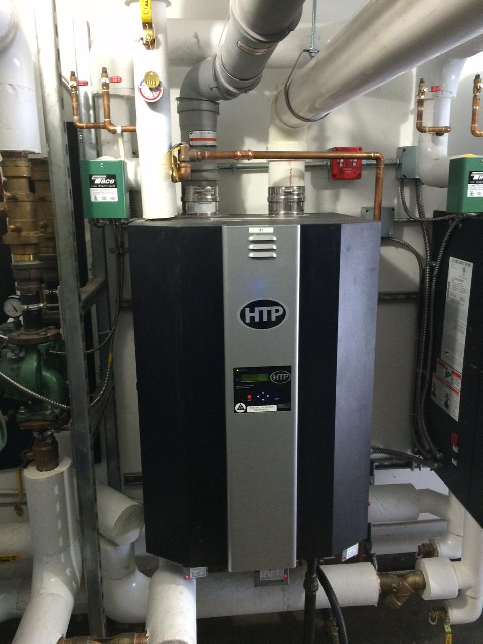 Htp S Elite Fire Tube Installation