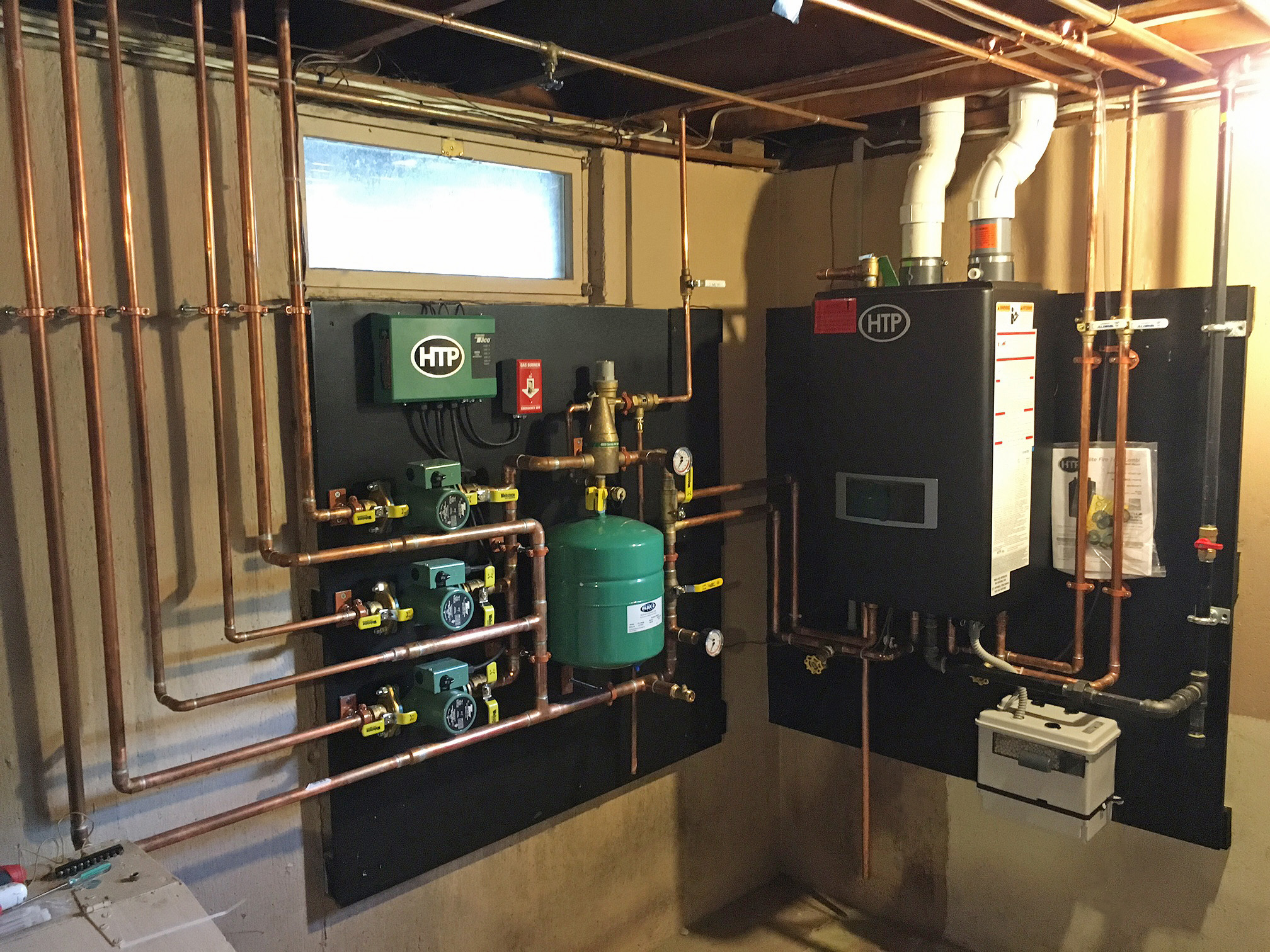 Htp S Latest Eftc140 Install With Zone Panel
