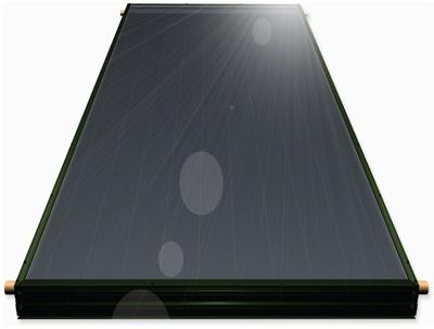 Htp S Solar Flat Panel Collectors
